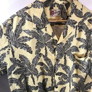 Hilo Hattie Shirts - Hilo Hattie Hawaiian shirt XL